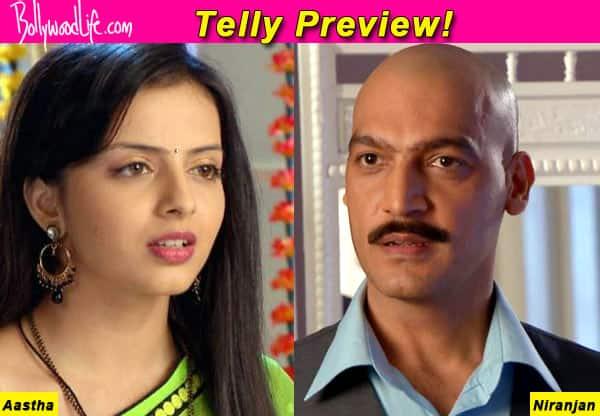 Iss Pyaar Ko Kya Naam Doon-Ek Baar Phir: Will Aastha succeed in exposing Niranjan?