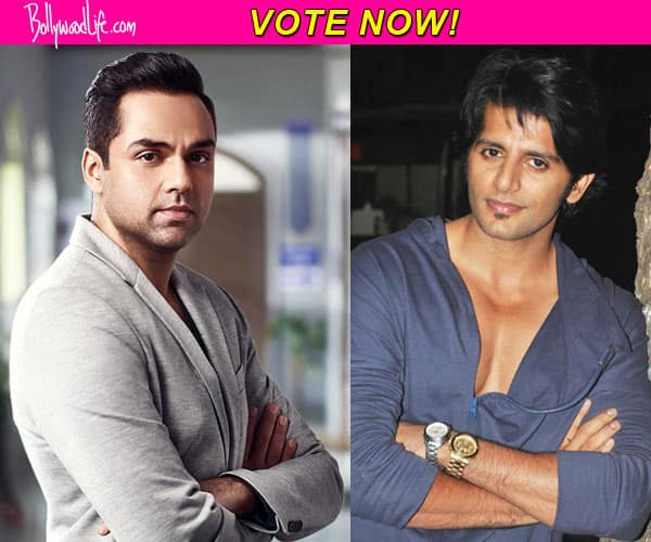 Revealed: The real reason why Abhay Deol was replaced by Karanvir Bohra in Gumrah
