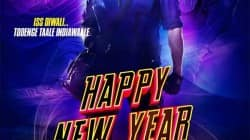 Abhishek Bachchan, Happy New Year,