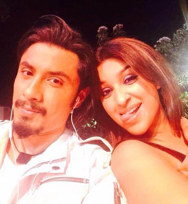 What is Ali Zafar's surprise gift for Parineeti Chopra?