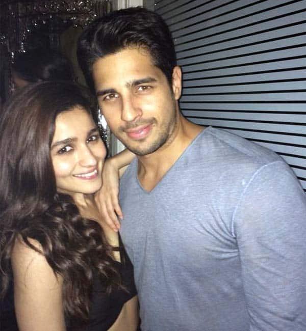 Alia Bhatt and Sidharth Malhotra the new couple in B-town?