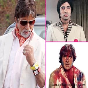 Amitabh Bahchcan birthday special: Big B's top dialogues which will make you relive those movies again!