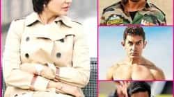 PK Poster, Shah Rukh Khan, Aamir Khan, Anushka Sharma