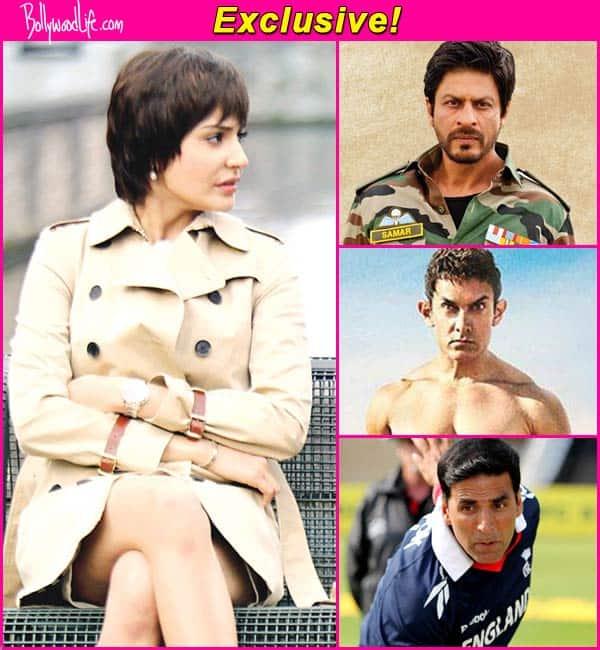 Anushka Sharma doesn't care if she gets work with Shah Rukh Khan, Aamir Khan or Akshay Kumar