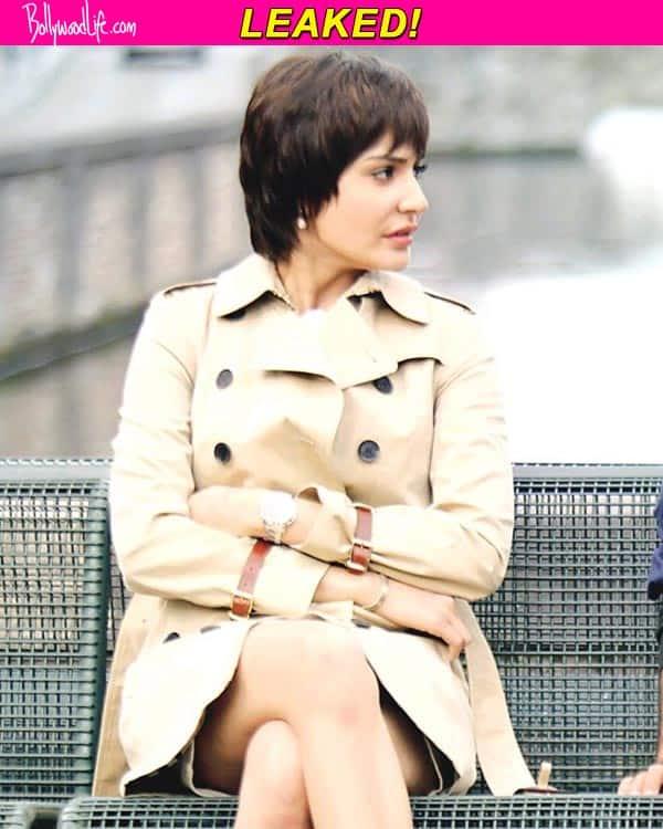 Leaked: Anushka Sharma's look from Aamir Khan's PK!