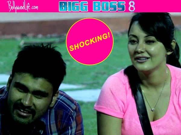 Bigg Boss 8: Arya Babbar proposes Minissha Lamba?