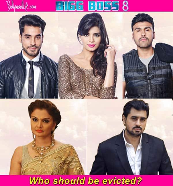 Bigg Boss 8: Gautam Gulati, Arya Babbar, Sonali Raut, RJ Pritam, Deepshikha Nagpal – Who should be eliminated this week?