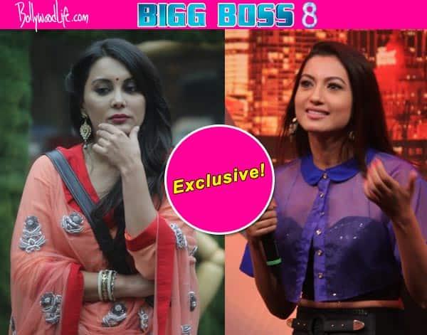 Bigg Boss 8: Gauhar Khan gets into a war of words with Minissha Lamba!