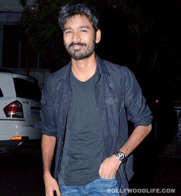 Dhanush to sing in Kannada?