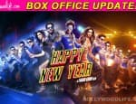 Happy New Year box office collection: Shah Rukh Khan and Deepika Padukone's film off to a flying start!