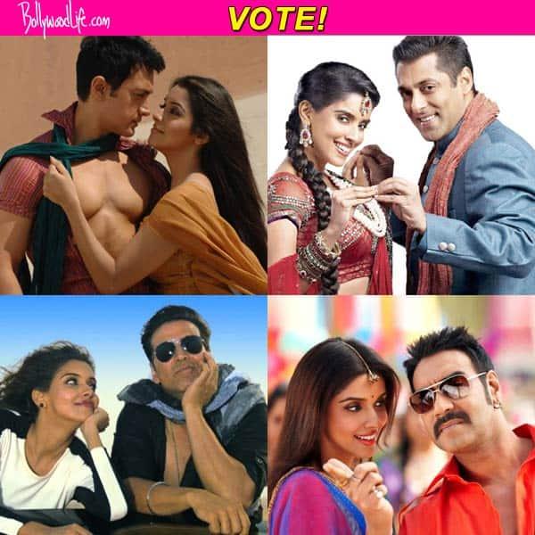 Birthday Special: Aamir Khan, Salman Khan, Akshay Kumar or Ajay Devgn – Who looks best opposite Asin? – Vote!