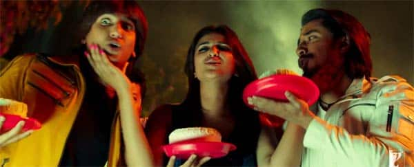 What did Ranveer Singh learn from Ali Zafar and Parineeti Chopra on the sets of Kill Dil?