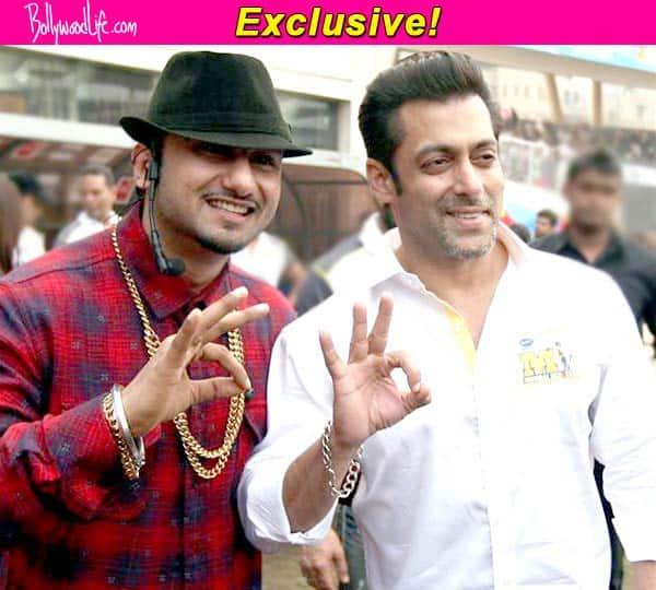 Salman Khan a threat to Yo Yo Honey Singh?