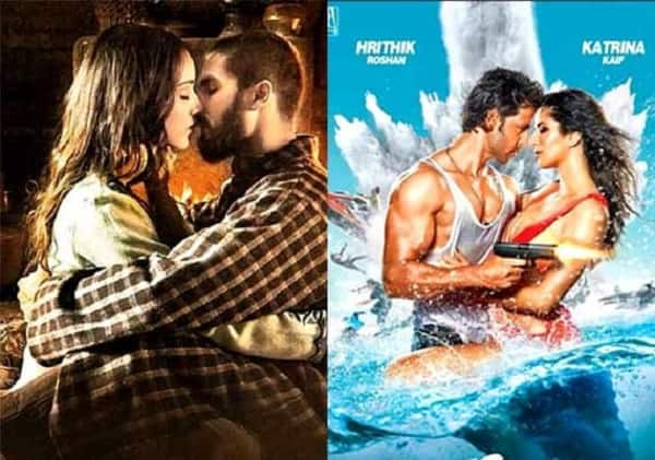 Shahid Kapoor's Haider rides high on word-of-mouth publicity, whereas Hrithik Roshan's Bang Bang doesn't!