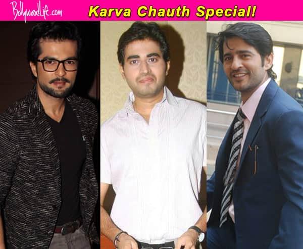Karva Chauth special: Raqesh Vashisth, Yash Sharma, Hiten Tejwani fast for their wives