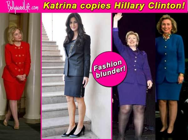 Fashion face-palm moment: Katrina Kaif for President?