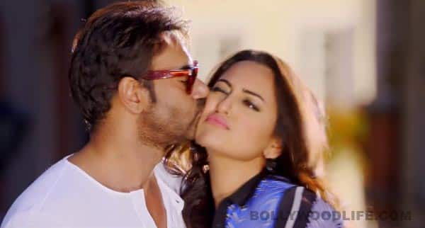Action Jackson song Keeda: Ajay Devgn and Sonakshi Sinha's wacky dance moves remind us of Govinda!