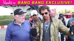 Andy Armstrong, Hrithik Roshan, Bang Bang, Katrina Kaif