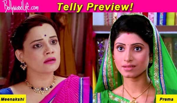 Diya Aur Baati Hum: Will Meenakshi find out Prema's secret?