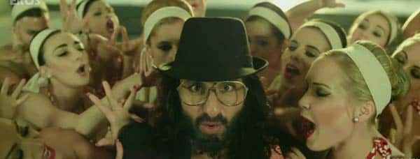 Happy Ending song Paaji tussi such a pussycat: Saif Ali Khan's quirky antics steal the show!
