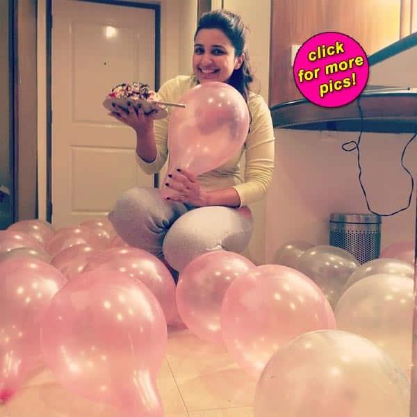Parineeti Chopra joins Instagram on her birthday – View pics!