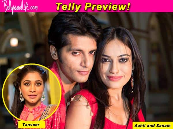 Qubool Hai: Will Aahil believe Sanam's accusations about Tanveer?