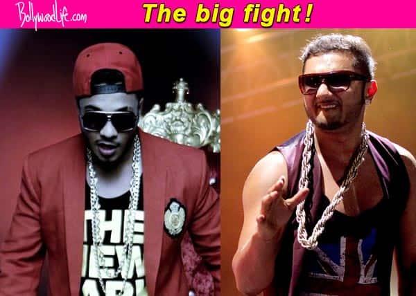 OMG: Raftaar takes a dig at Yo Yo Honey Singh!