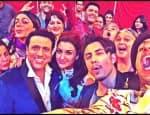Ranveer Singh, Parineeti Chopra, Ali Zafar and Govinda on the sets of Comedy Nights with Kapil – viewpics!