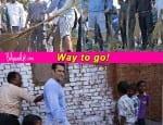 Salman Khan accepts Narendra Modi's Swachh Bharat task, nominates Aamir Khan, Rajinikanth to take itforward!