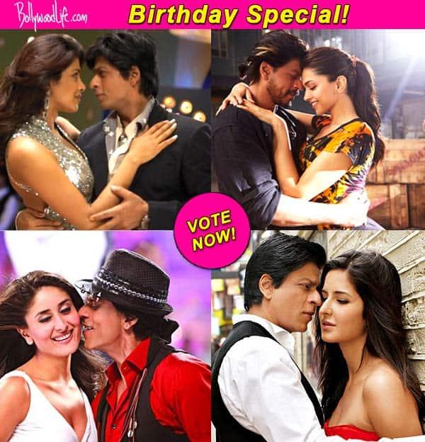 Priyanka Chopra, Deepika Padukone, Anushka Sharma – who looks the best opposite Shah Rukh Khan?