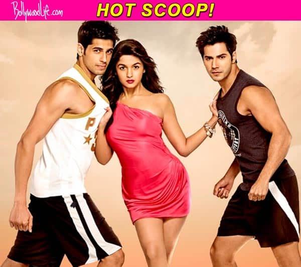 Are Alia Bhatt-Varun Dhawan-Sidharth Malhotra living a Student of the Year love story?