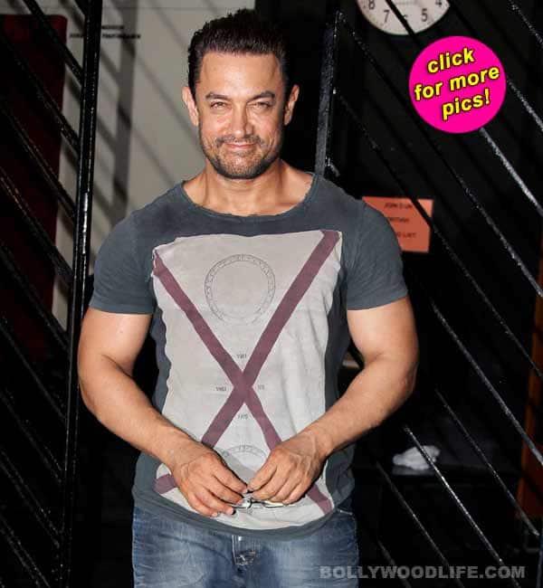 Revealed: Aamir Khan's new look – View pics!