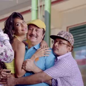 The Shaukeens song Aashiq Mizaaj: Lisa Haydon hangs out with our three heroes in this peppy number - Watch video!