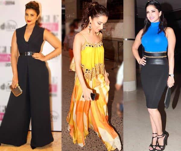 Parineeti Chopra, Shraddha Kapoor, Sunny Leone: Bollywood actresses who shouldn't turn designers!