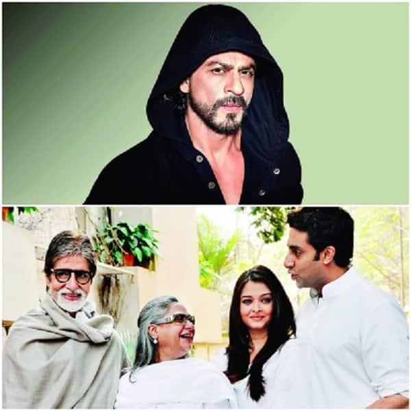 Abhishek Bachchan opens up about Jaya Bachchan's nonsensical comment on Shah Rukh Khan-Deepika Padukone's Happy New Year!