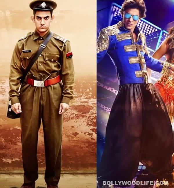 Will Aamir Khan's PK break Shah Rukh Khan's Happy New Year's Box Office record?
