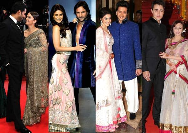 Abhishek Bachchan-Aishwarya Rai, Saif Ali Khan-Kareena Kapoor, Riteish Deshmukh-Genelia D'Souza will live together forever