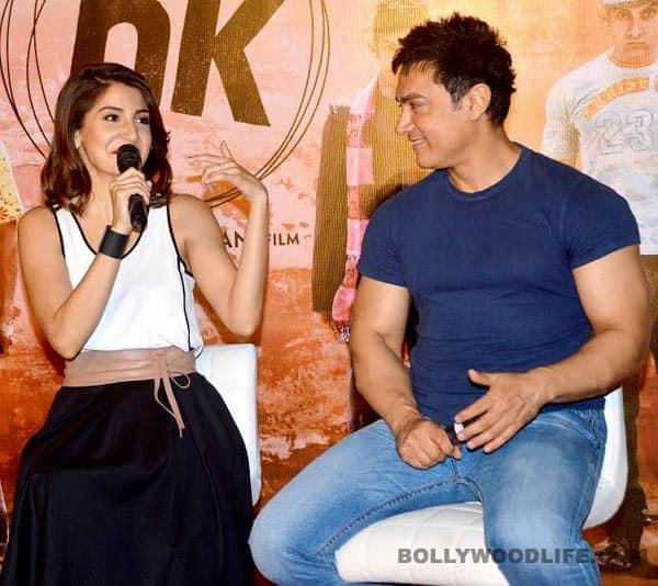 Aamir Khan won't edit Anushka Sharma, Sushant Singh Rajput and Sanjay Dutt's scenes in PK!