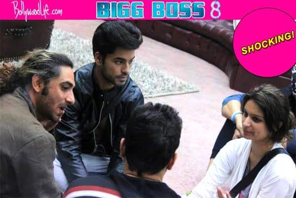 Bigg Boss 8: Dimpy Ganguly Mahajan creates a rift between Gautam Gulati, Praneet Bhatt, Pritam Singh and Puneet Issar!