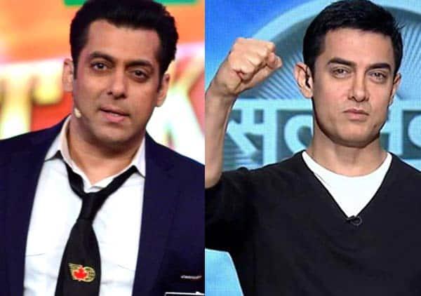Aamir Khan's Satyamev Jayate fared better than Salman Khan's Bigg Boss 8!