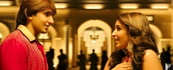 Why did Parineeti Chopra and Ranveer Singh fight on the sets of Kill Dil?