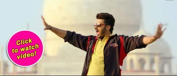 Tevar song Superman: Arjun Kapoor pays a perfect tribute to Salman Khan!