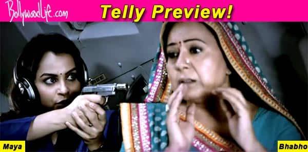 Diya Aur Baati Hum: Will Maya put an end to Bhabho's life?