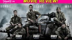 Fury Movie review, Fury Film Review, Fury, Brad Pitt