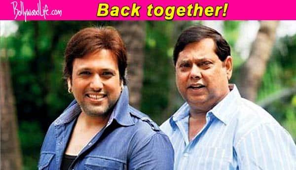 Salman Khan plays the peace maker between Govinda and David Dhawan!