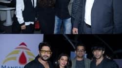 Guddu rangeela, Arshad Warsi, Amit Sadh, Subhash Kapoor, Aditi Rao Hydari