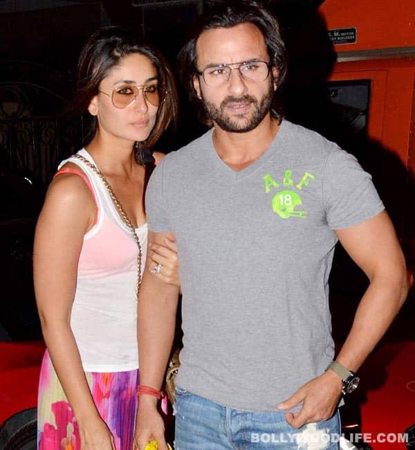 Kareena Kapoor Khan supports husband Saif Ali Khan's stance on Love Jihad!