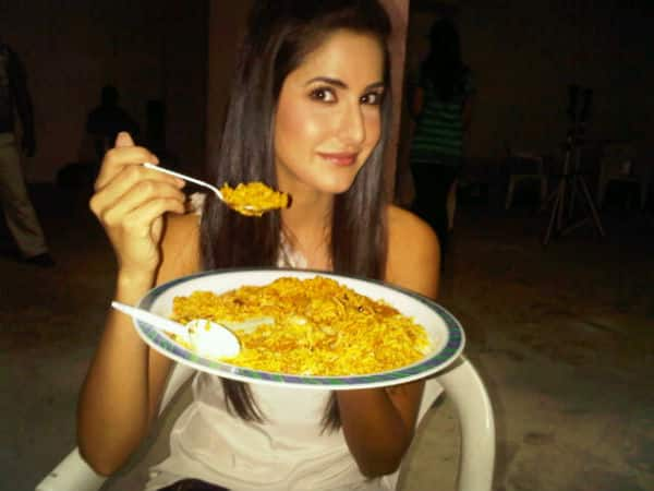 Find out what Katrina Kaif eats!