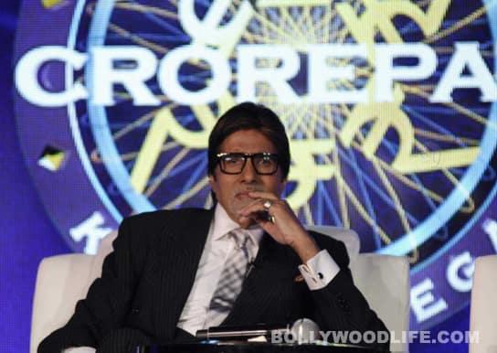 Amitabh Bachchan's show Kaun Banega Crorepati left Lata Mangeshkar in tears!