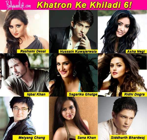 Khatron Ke Khiladi 6 full list of contestants: Rashami Desai, Asha Negi, Harshad Arora, Iqbal Khan confirmed